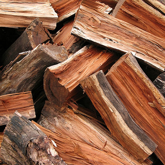 Cherry Seasoned Firewood